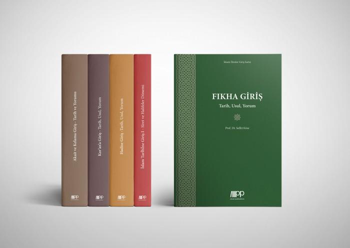 Uzman akademisyenler tarafindan yazilan İslami ilimlerin Giriş Kitaplari