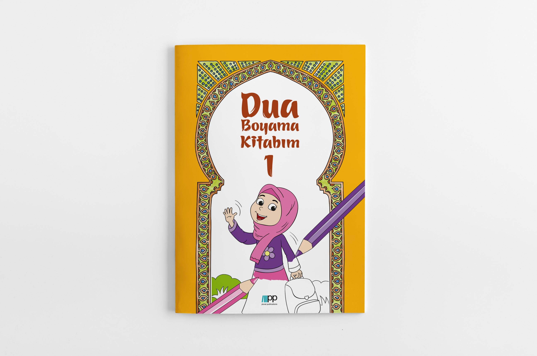 Dua Boyama Kitabım 1 Türkisch